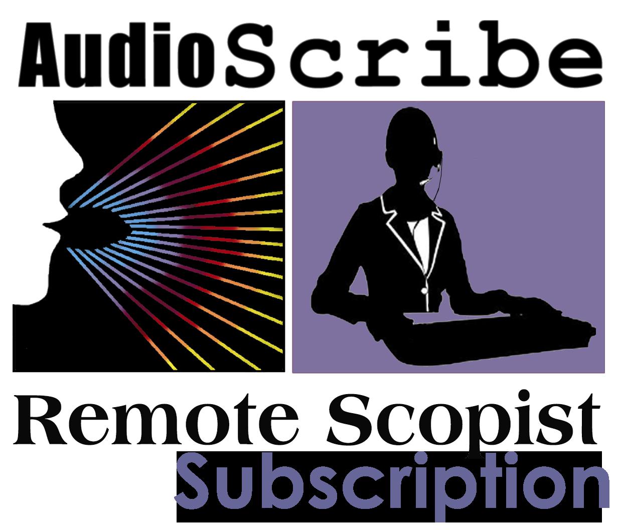 Remote Scopist Subscription